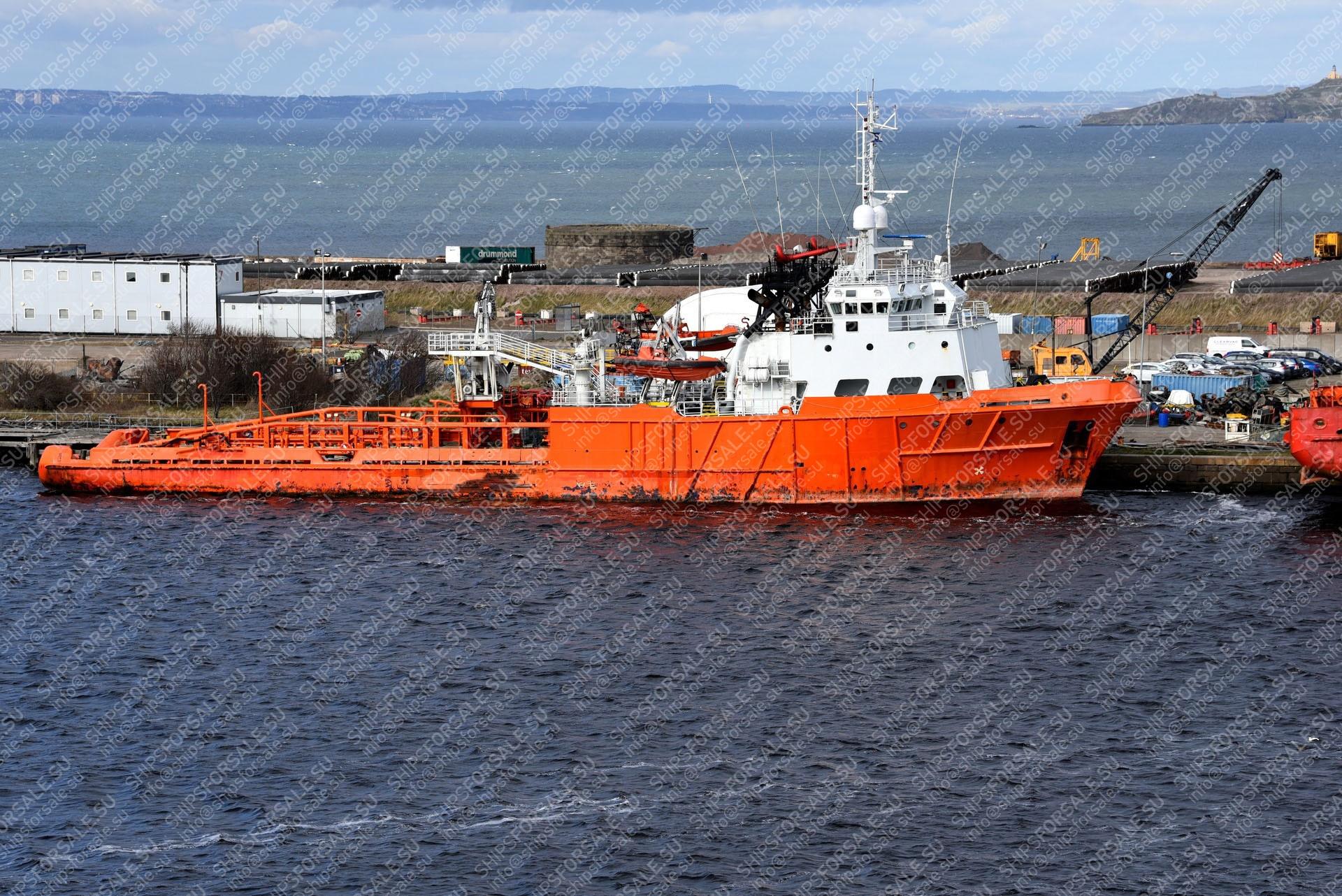 Offshore platform supply vessel TBN0762